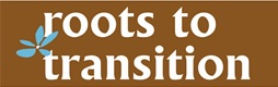 roots to transition logo