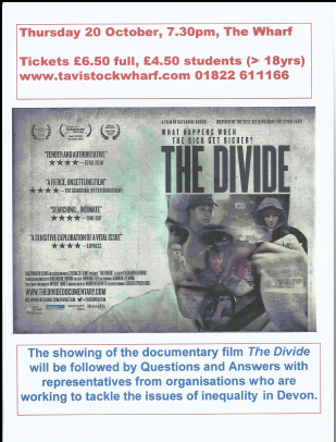 The Divide Flyer