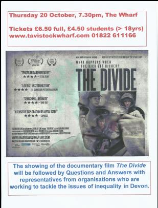 The Divide Flyer