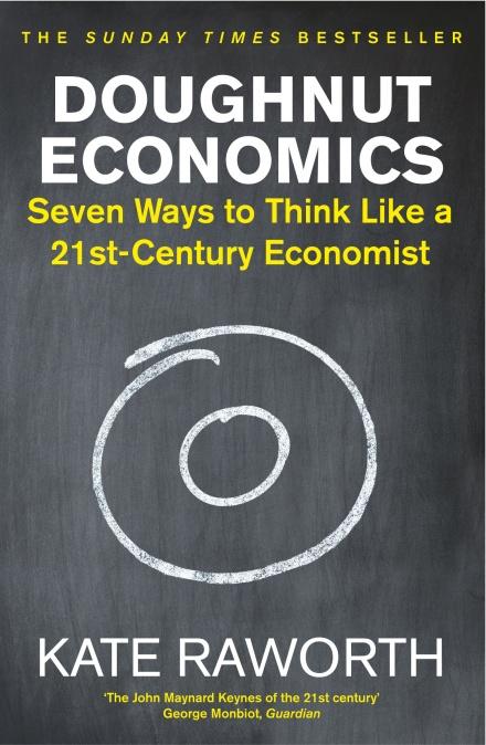 Book cover for Doughnut Economics